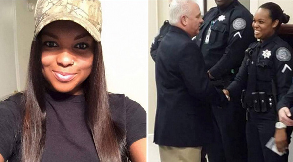 officer Gist shot 8 times survives amazing story