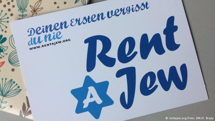 rent a jew project Germany