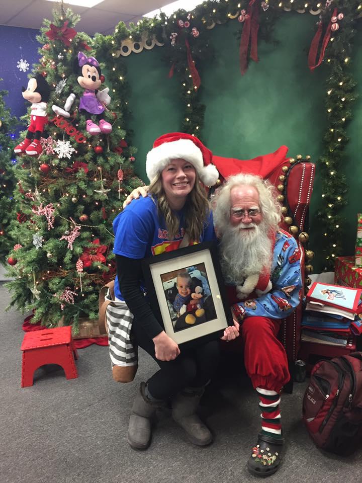 happy mall Santa stories