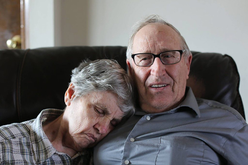 elderly couple love story humans of new york