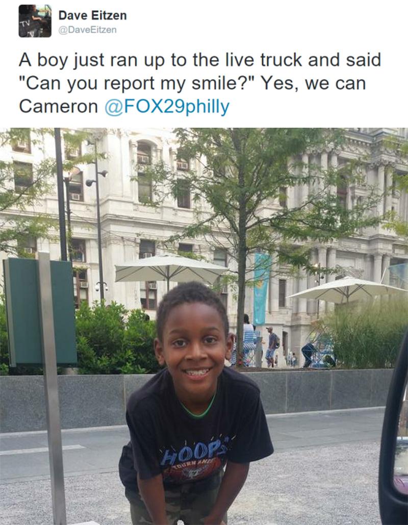 random internet posts make you happy