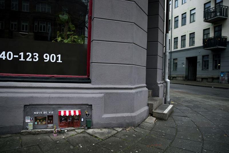mouse store street art