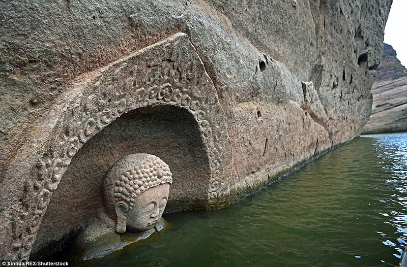 ancient buddha town