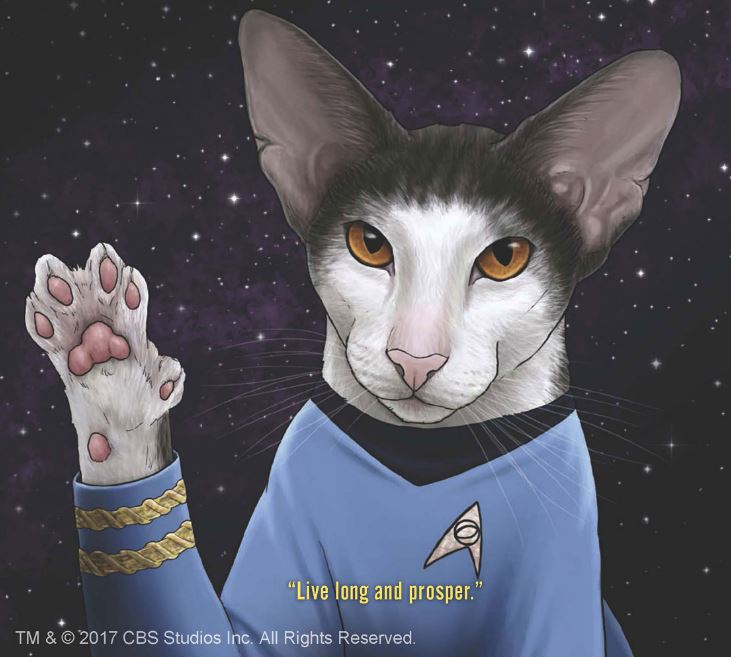 star trek cats 5