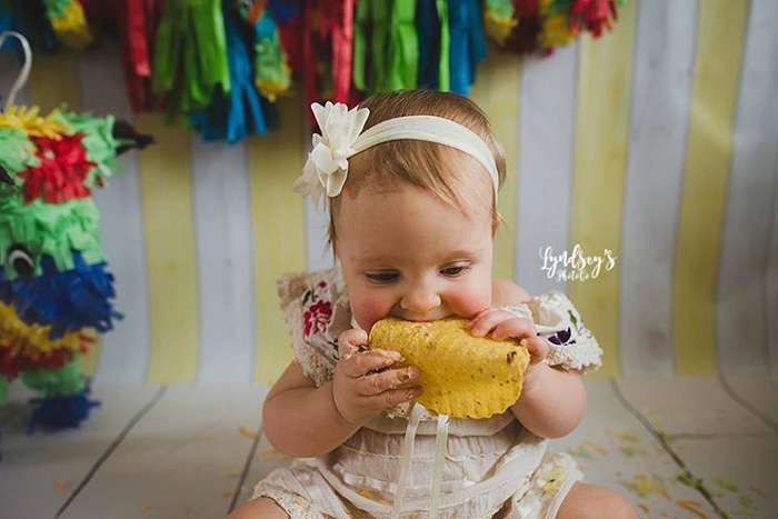 Mom Gives Daughter A Taco Smash Instead Of Cake And It S