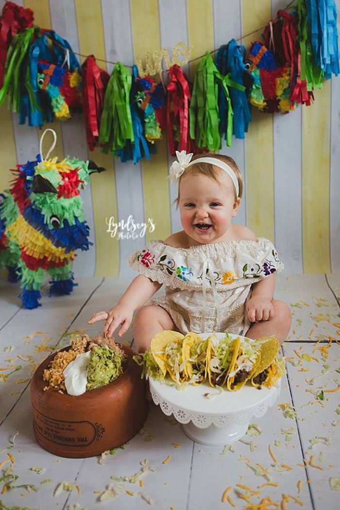 taco smash first birthday