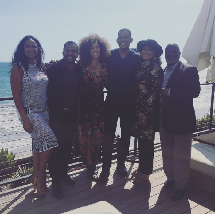 Will smith reunion with Fresh prince cast