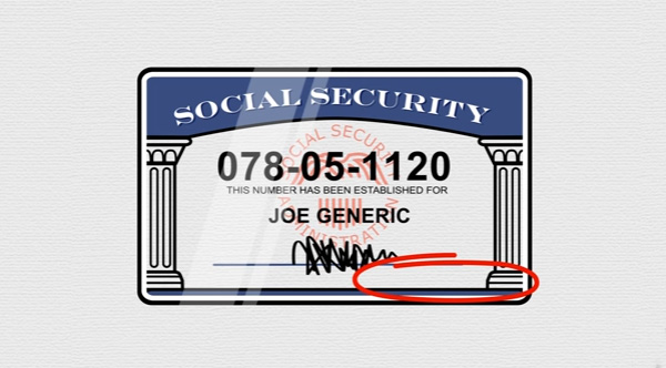 The Truth About Social Security Cards And Why They're Not Safe