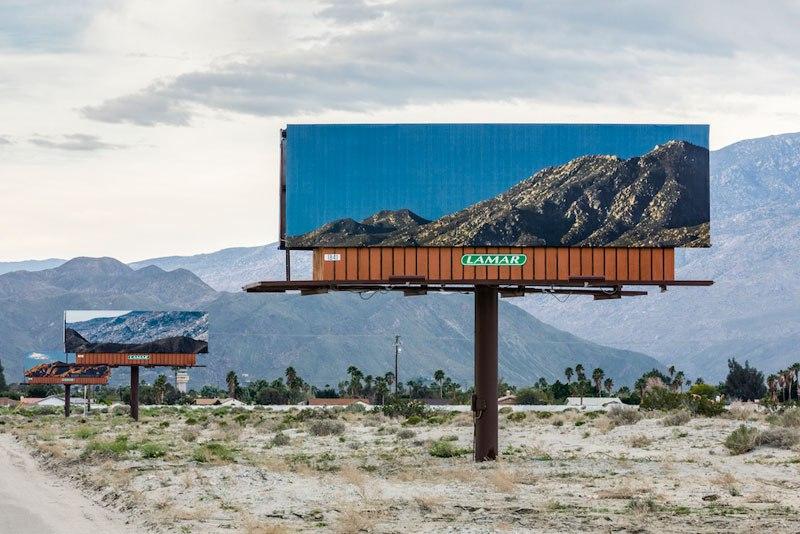 artist billboard landscapes blocking