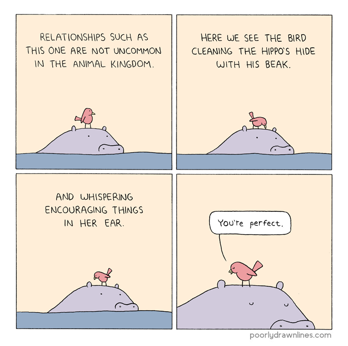 wholesome comics