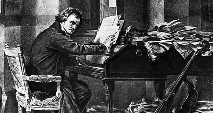 beethoven challenged to piano duel