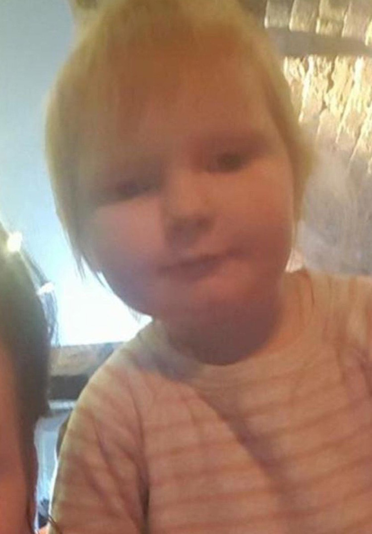 baby ed sheeran picture viral