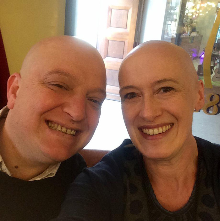 bald buddies
