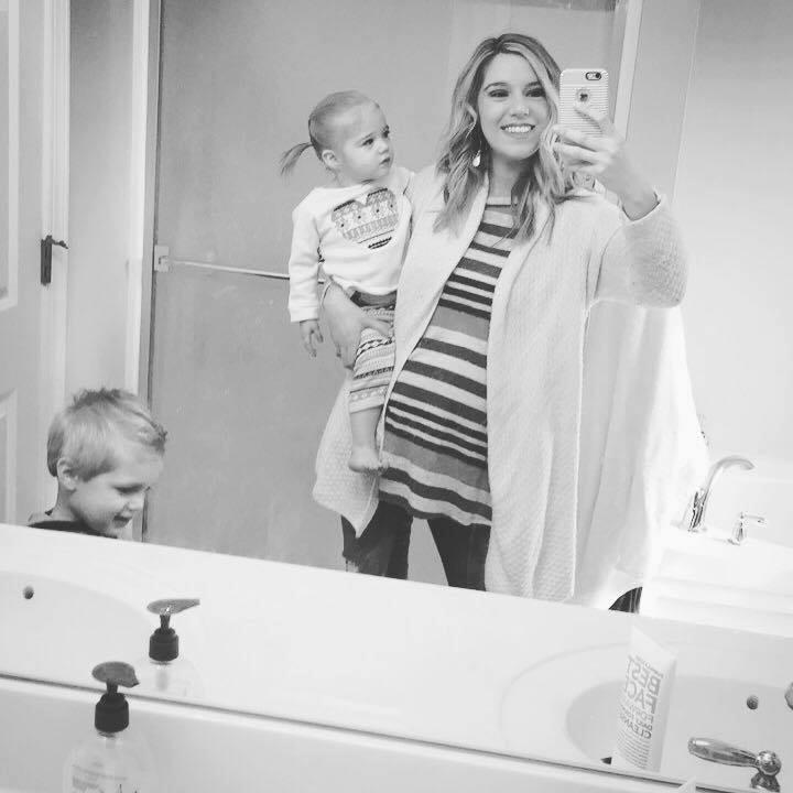 mom shaming viral post