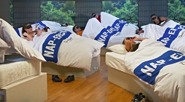 This Gym Offers Napping Classes For Tired Parents Who Don't Get Enough Sleep