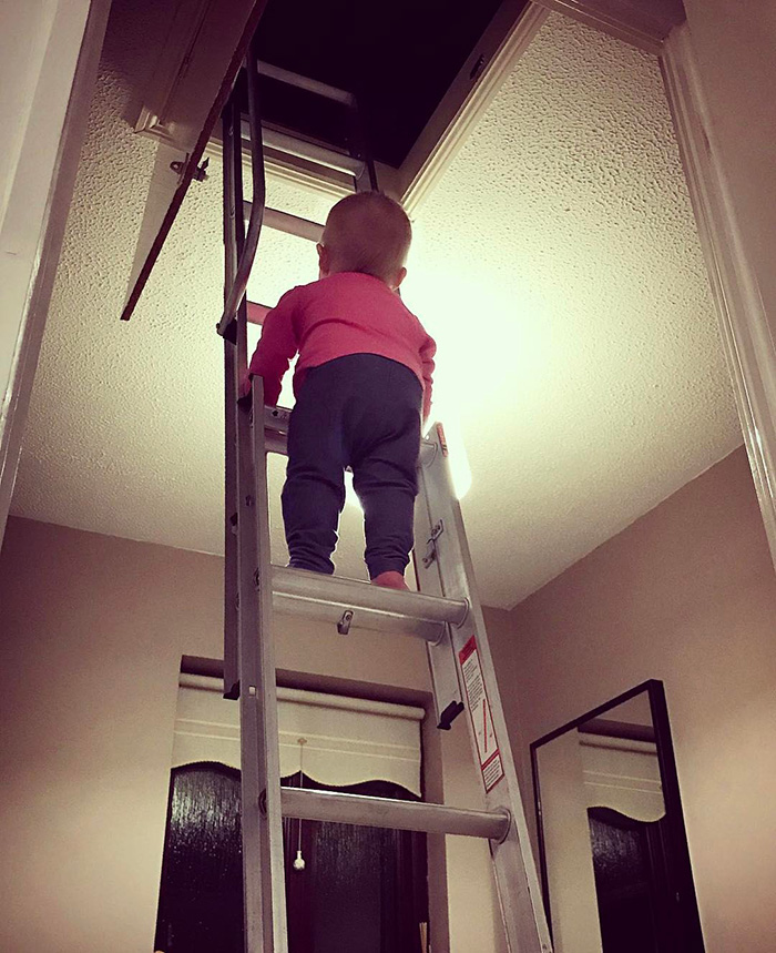 Dad Photoshops His Kid Into Dangerous Situations Just To
