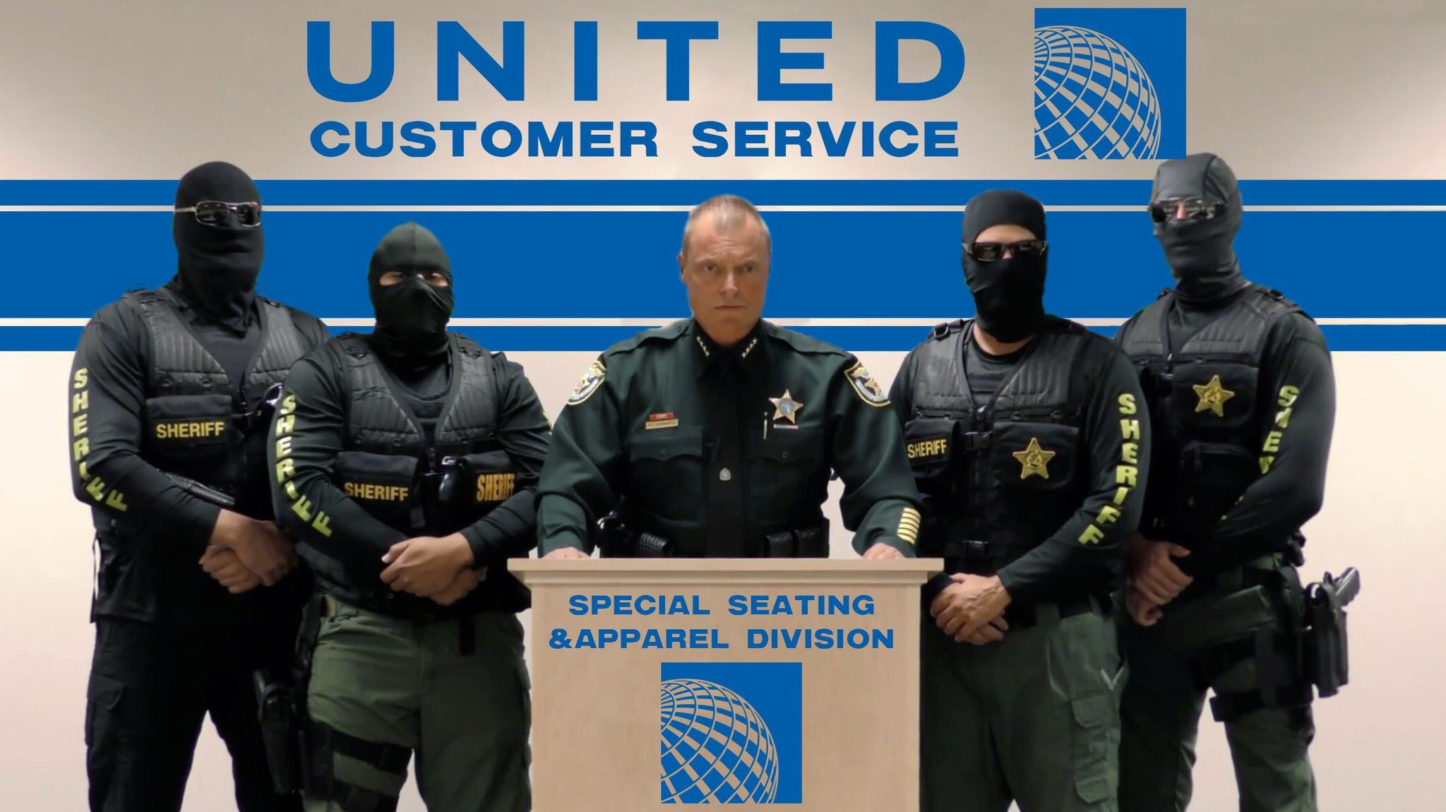 the 12 funniest internet responses to united airlines Walmart Training and Development Walmart Store Employees