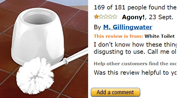 The Funniest Customer Reviews On Amazon