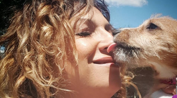 Meet The Woman Who's Saved Hundreds Of Dogs From A 'Dumping Site'