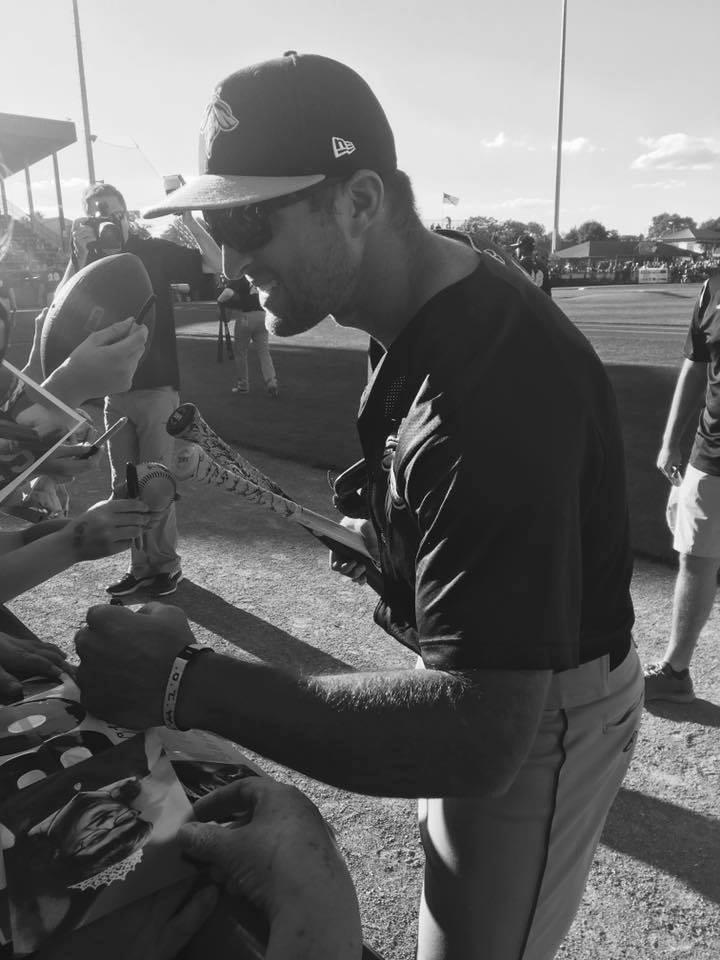 Tim Tebow inspirational story baseball game