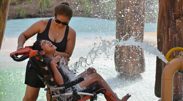This New Water Park In Texas Was Designed For Kids With