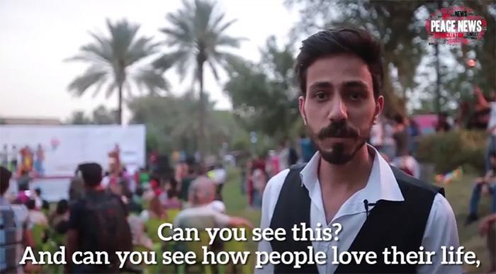 iraq kite festival