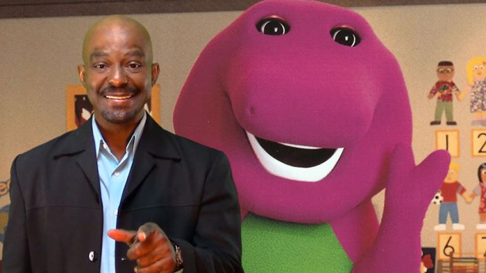 actor who played Barney