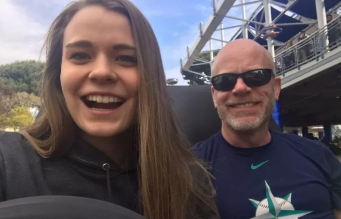 dad daughter oranges story