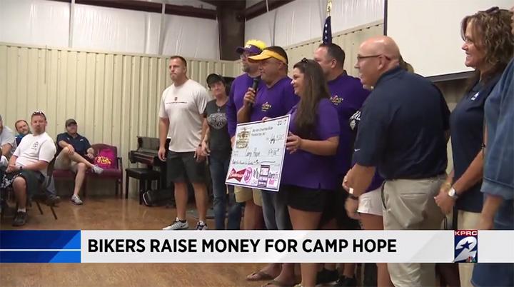 bikers raise 92k for veterans with ptsd