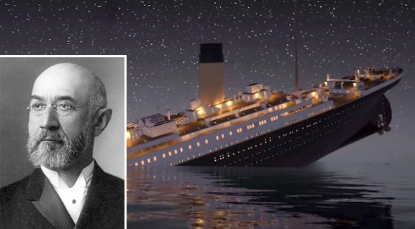 The Owner Of Macy S Died On Titanic With His Wife The