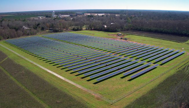Jimmy Carter Solar Farm