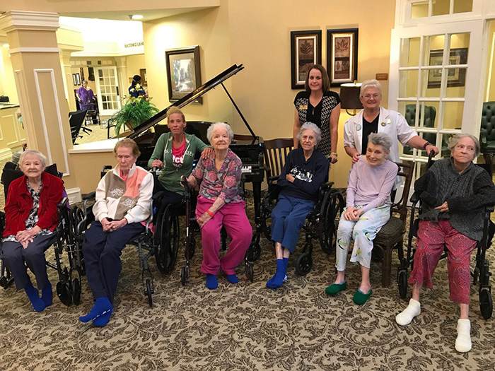 nursing home residents safe before after hurricane harvey