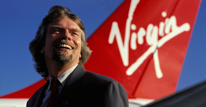 richard branson good news