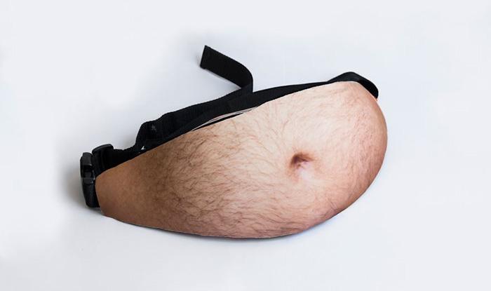 dad bod fanny pouch