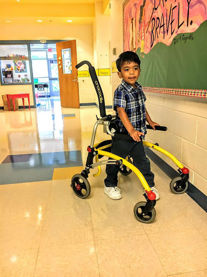 22 brain surgeries kid attends schools Dylan Lipton-Lesser