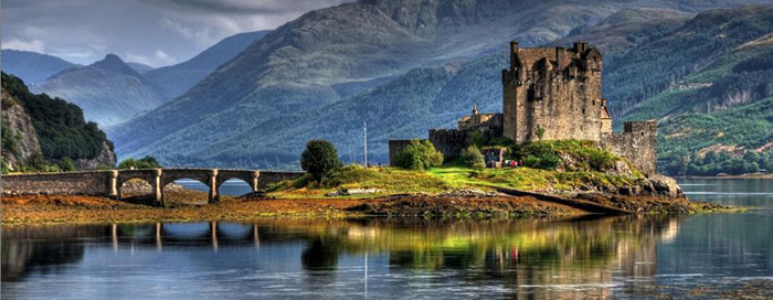 Scotland most beautiful country in the world
