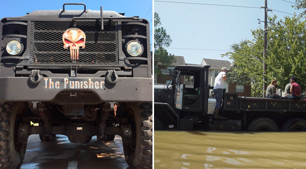 Brothers Buy 5-Ton Truck Named 'The Punisher' On ...