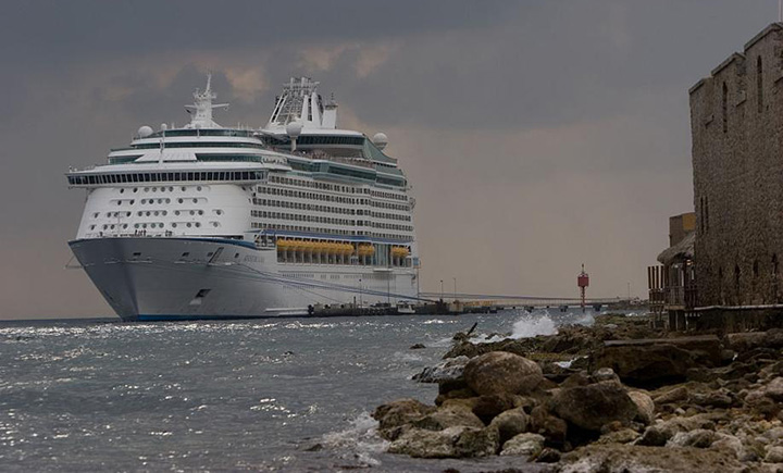 royal caribbean cancels cruise and sends ship to puerto rico