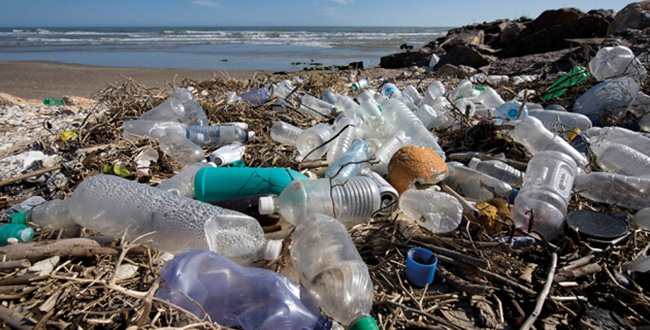 Netherlands using plastic waste oceans to build roads