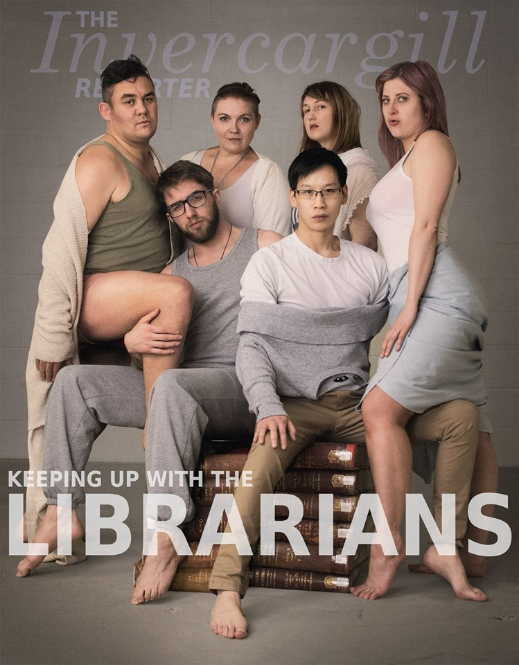 keeping up with kardashians librarians cover