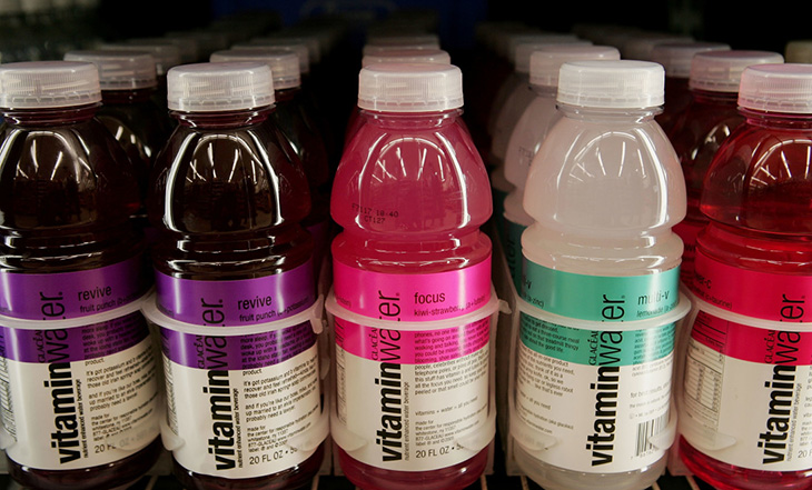 vitamin water is not healthy for you