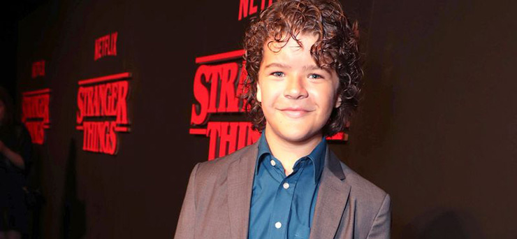 Gaten Matarazzo singing videos