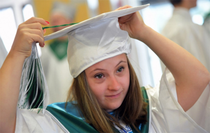 madison essig down syndrome graduates honors