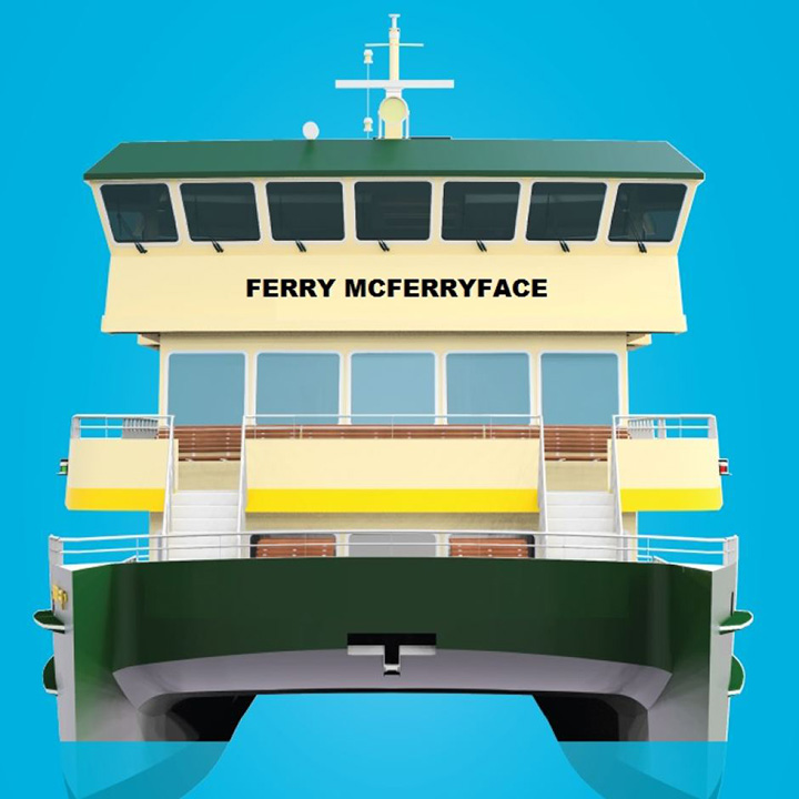 Ferry McFerryface