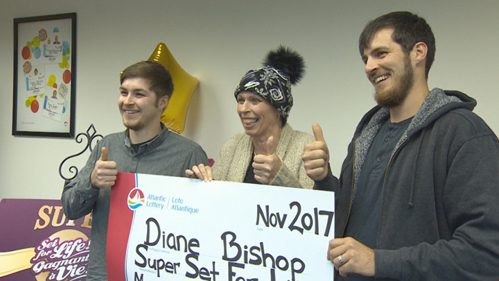 cancer patient wins lottery