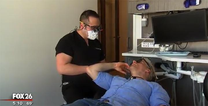 dentist free work for veteran