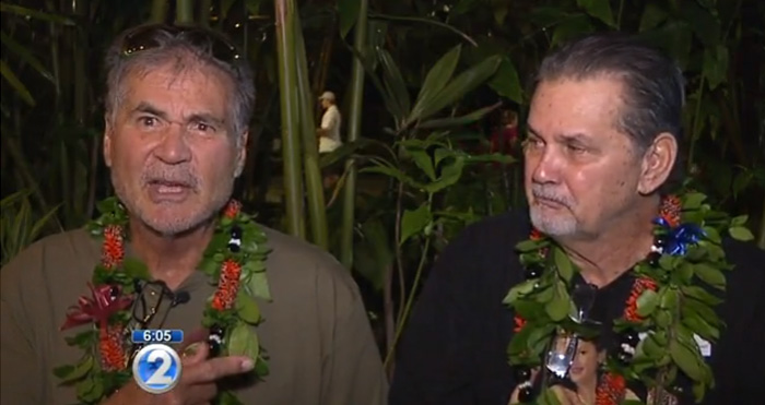 two best friends 60 years are brothers hawaii