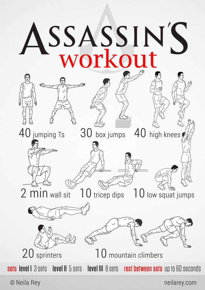 No Time For The Gym? Here's 20 No Equipment Workouts You