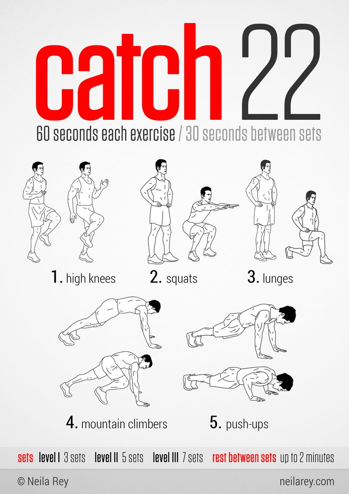 No Time For The Gym? Here's 20 No Equipment Workouts You ...