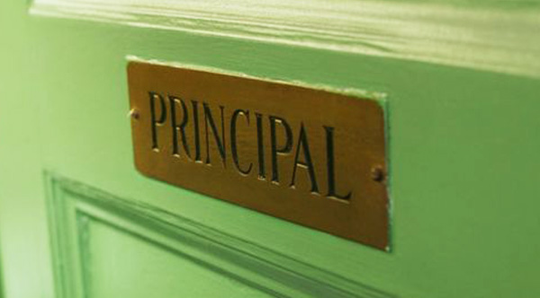 Funny Clean Names: A Student Gets In Trouble And Tells The Principal His Name
